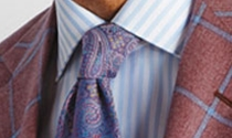Robert Talbott Spring & Summer Collection Seven Fold Ties - Sam's Tailoring Fine Men's Clothing