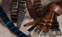 Torino Leather Belts | Spring & Summer 2021 Collection| Sam's Tailoring Fine Men's Clothing