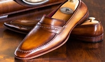 Paul Parkem Laofers | Fine Men handmade Loafers | Sam's Tailoring Fine Men's Clothing