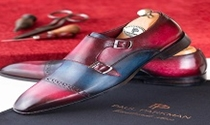 Paul Parkman Monkstraps Shoes | Men's Handmade Shoes | Sam's Tailoring Fine Men Clothing