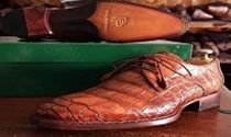 Paul Parkman Exotic Skins Shoes | Hand Made Shoes | Sam's Tailoring Fine Men Clothing