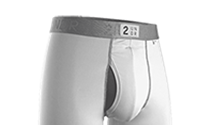 2Undr Long Leg Athletic Underwear | Sam's Tailoring Fine Men's Clothing