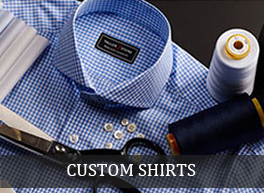Custom Shirts by Samstailoring.com