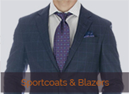Sports Coats and Blazers