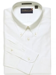 F.A. MacCluer White Classic Pinpoint Buttondown I700480-001 - Dress Shirts Solids | Sam's Tailoring Fine Men's Clothing