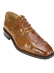 Belvedere Camel Mare Genuine Leather Shoes 2P7 - Spring 2015 Collection Shoes | Sam's Tailoring Fine Men's Clothing