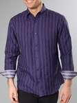 Jhane Barnes Emblazoned 25110200 - Collection Long Sleeve Shirts | Sam's Tailoring Fine Men's Clothing