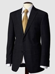 Hart Schaffner Marx Navy Glen Plaid Suit 131339213068 - Suits | Sam's Tailoring Fine Men's Clothing
