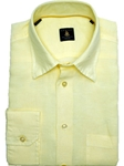 Robert Talbott Yellow Trim Fit Linen Tencel Sport Shirt TUM13004-01 - View All Shirts | Sam's Tailoring Fine Men's Clothing