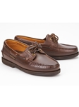 Mephisto HURRIKAN - Brown Smooth 4951 HURRIKAN-951 - Oxfords Men's Shoes | Sam's Tailoring Fine Men's Clothing