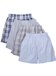Cotton Boxers - Assorted Stripes and Plaids 000051I-01 - Robert Talbott Boxers | Sam's Tailoring Fine Men's Clothing