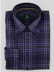 Robert Talbott Olive Check RT Sport Trim Fit TUM33000-01 - View All Shirts | Sam's Tailoring Fine Men's Clothing