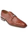 Belvedere Cognac Topo Genuine Hornback and Lizard Leather Shoes 1480 - Fall 2015 Collection Shoes | Sam's Tailoring Fine Men's Clothing