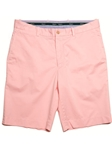 Bobby Jones Pink Stretch Cotton Flat Front Short BJI37401 - Fall 2014 Collection Shorts | Sam's Tailoring Fine Men's Clothing