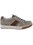 Mephisto TAMARO - Taupe Oiled Nubuck Dark Brown Suede 37 51 TAMARO-247 - Sports Shoes | Sam's Tailoring Fine Men's Clothing