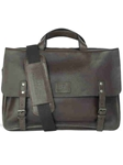 Trafalgar Black Murray Hill Brief Bag 9181TF21001- Spring 2019 Collection Bags and Cases | Sam's Tailoring Fine Men's Clothing