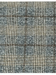 Hart Schaffner Marx Grey White Windowpane Plaid Check Worsted Wool Sport Coat C45-455118 - Fall 2014 Collection Sport Coats | Sam's Tailoring Fine Men's Clothing