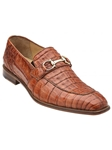 Belvedere Brandy Mercuri Genuine Crocodile Leather Shoes 1483 - Fall 2015 Collection Shoes | Sam's Tailoring Fine Men's Clothing