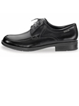 Mephisto Black Palace 4300 Damon Shoe - Spring 2015 Collection Dress Shoes | Sam's Tailoring Fine Men's Clothing