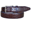 Lejon Brown Anzio Dress Belt 15681 - Spring 2015 Collection Leather Belts | Sam's Tailoring Fine Men's Clothing