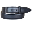 Lejon Black Dignitary 35mm Dress Belt 13131 - Spring 2015 Collection Leather Belts | Sam's Tailoring Fine Men's Clothing