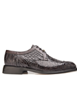 Belvedere Brown Susa Genuine Crocodile Shoes P32 - Fall 2015 Collection Shoes | Sam's Tailoring Fine Men's Clothing