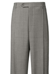 Hart Schaffner Marx Black & White Check Pleated Trouser 545-389651 - Trousers | Sam's Tailoring Fine Men's Clothing