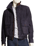 Light weight Lamb Jacket (CSOL414) by Robert Comstock with two flap pockets and 4  buttons at Samstailoring.com