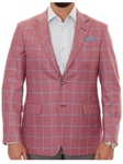 Robert Talbott Orchid with Windowpane Check Classic Fit Carmel Sport Coat S623CRJ0-01 - Spring 2016 Collection Suits and Sport Coats - Custom and Ready-Made | Sam's Tailoring Fine Men's Clothing