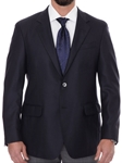 Robert Talbott Navy Solid Classic Fit Carmel Sport Coat F469CRJ0-01 - Spring 2016 Collection Suits and Sport Coats - Custom and Ready-Made | Sam's Tailoring Fine Men's Clothing