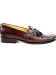 Belvedere Bari Genuine Alligator and Ostrich R11 - Spring 2016 Collection Dress Shoes | Sam's Tailoring Fine Men's Clothing