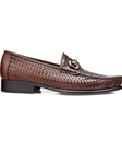 Belvedere Beltramo Genuine Crocodile and Soft Woven Italian Calf R23 - Spring 2016 Collection Dress Shoes | Sam's Tailoring Fine Men's Clothing