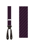 Richmond Stripe New Seasonal Silk Brace  |    Trafalgar New Seasonal Braces | Sams Tailoring