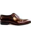Belvedere Dino Genuine Ostrich and Italian Calf 0B1 - Spring 2016 Collection Dress Shoes | Sam's Tailoring Fine Men's Clothing