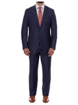 Robert Talbott Indigo Classic Fit Carmel Suit S645CRSF-01 - Spring 2016 Collection Suits and Sport Coats - Custom and Ready-Made | Sam's Tailoring Fine Men's Clothing