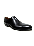 Black Berlina Plain Oxford Shoe | Jose Real Men's Shoes collection 2016 | Sams Tailoring