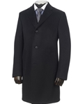 Blacktton Cashmere OverCoat | Hickey Freeman New Coats Collection | Sams Tailoring