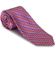 Robert Talbott Purple with Multi-Color Geometric Design Welch Margetson Best of Class Tie 58954E0-02 - Spring 2016 Collection Best Of Class Ties | Sam's Tailoring Fine Men's Clothing