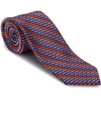 Robert Talbott Black with Multi-Color Geometric Design Welch Margetson Best of Class Tie 58954E0-05 - Spring 2016 Collection Best Of Class Ties | Sam's Tailoring Fine Men's Clothing