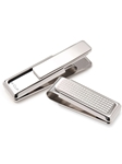 156 Stone Set - Full Pave Money Clip  | M-Clip New Money Clip | Sams Tailoring