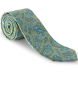 Robert Talbott Olive with Paisley Design Corporate Best of Class Tie 57957E0-03 - Spring 2016 Collection Best Of Class Ties | Sam's Tailoring Fine Men's Clothing