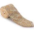 Robert Talbott Yellow with Paisley Design Corporate Best of Class Tie 57957E0-04 - Spring 2016 Collection Best Of Class Ties | Sam's Tailoring Fine Men's Clothing