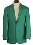 Augusta Green Hopsack Classic Fit Wool Blend Blazer | HardWick New Blazer Collection 2016 | Sams Tailoring