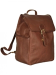 Brown Large Drawstring Backpack | Aston Leather  Men's New Bags 2016 | Sams Tailoring