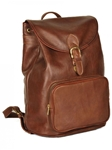 Brown Large Backpack | Aston Leather  Men's New Bags 2016 | Sams Tailoring