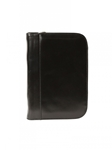 Black Collector's 10- Pen Case | Aston Leather Men's Collection | Sams Tailoring