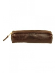 Brown Pen or Multi Purpose Leather Pouch | Aston Leather Men's Collection | Sams Tailoring