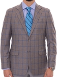 Grey Carmel Sport Coat F492CRJ0-01 - Robert Talbott Spring 2016 Collection Suits and Sport Coats - Custom and Ready-Made | Sam's Tailoring Fine Men's Clothing