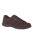 HERO - Dark Brown Sportbuck 1951 Shoe | Mephisto Men's Oxfords Shoes | Sams Tailoring