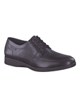 SANTO GT - Black Elcho 9000 Shoe | Mephisto Men's Oxfords Shoes | Sams Tailoring